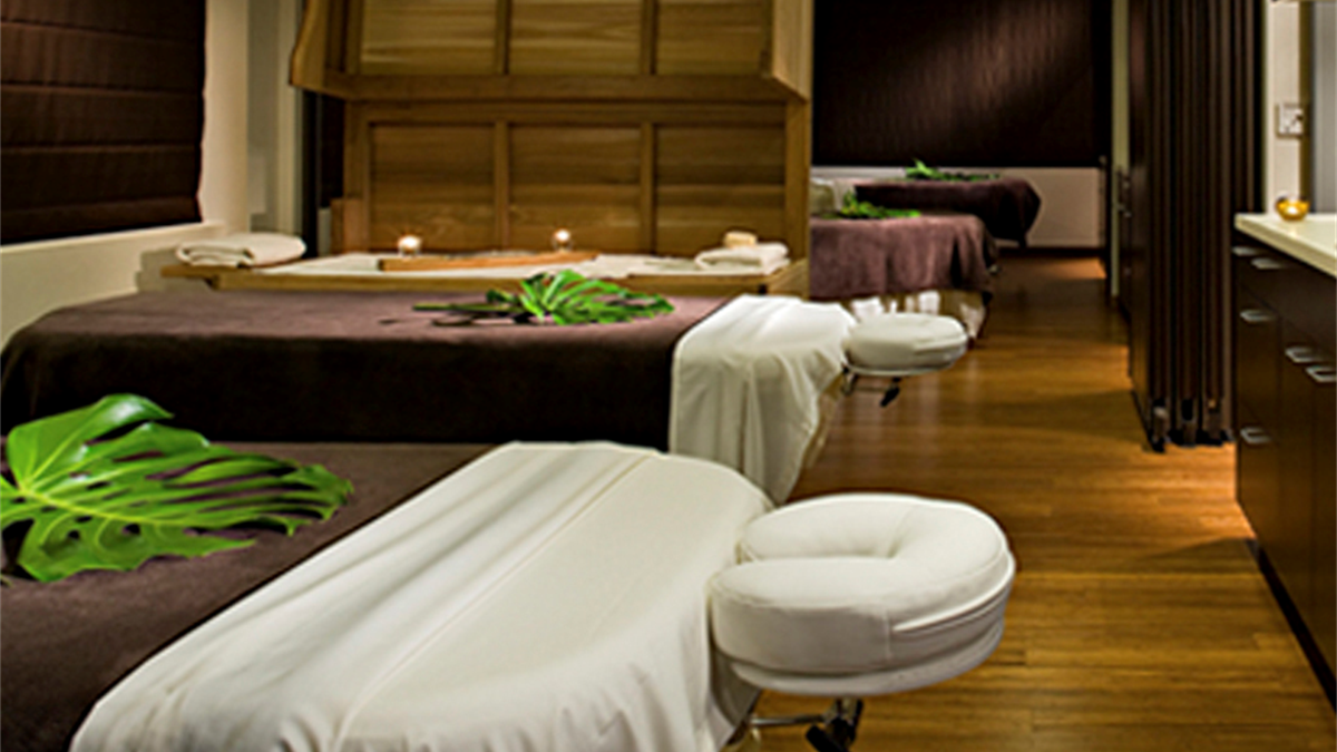 Couples' Treatment Room