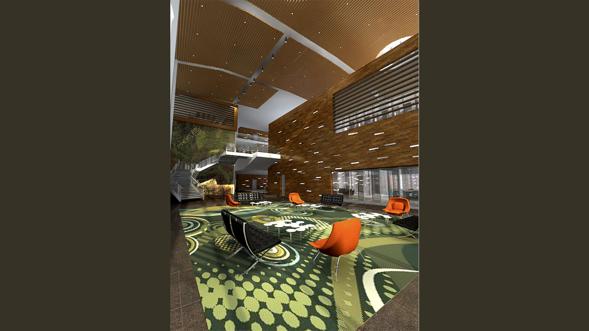 Lobby and Lounge - View 2